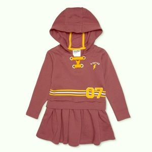 Other - NWT⚡️Harry Potter Stripe Varsity 7 Dress